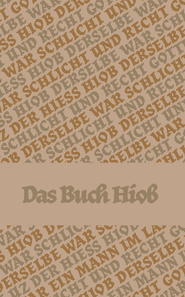 Click to preview Das Buch Hiob pocket and trade book