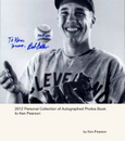 2012 Personal Collection of Autographed Photos Book to Ken Pearson, as listed under Sports & Adventure
