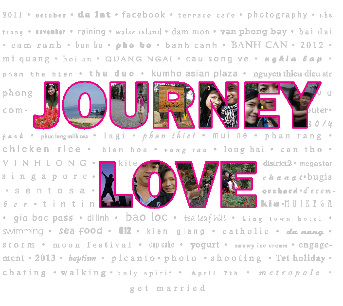 View Journey Love by Frank & Ruby
