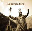 12 Days in Peru - photo book