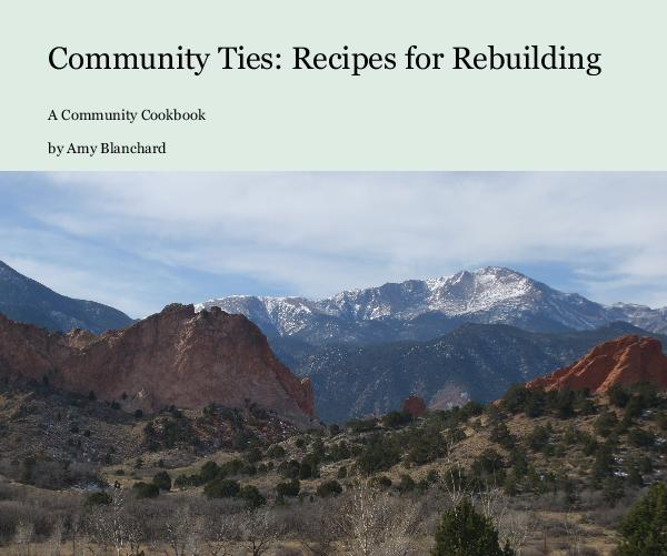 View Community Ties: Recipes for Rebuilding by Amy Blanchard