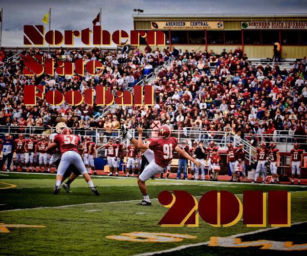 View Northern State Football, 2011 by Duane Strand