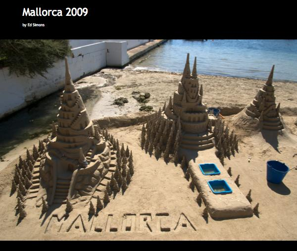 Click to preview Mallorca 2009 photo book