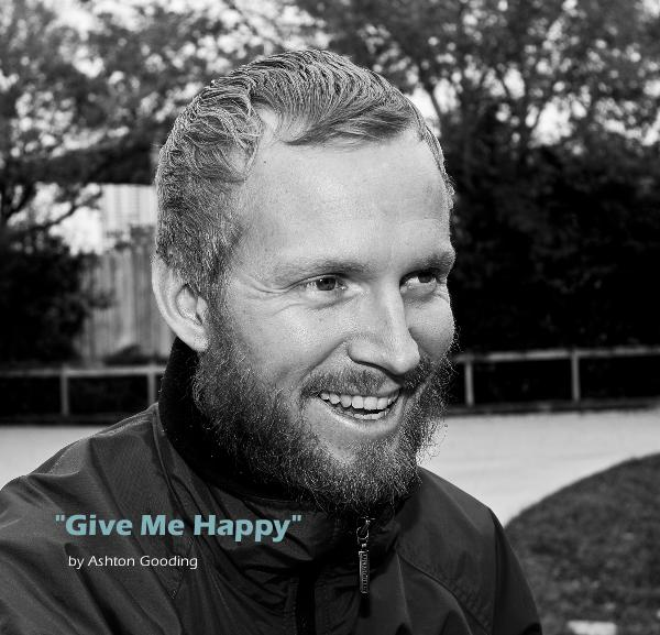 "Click to preview ""Give Me Happy""  Vol.1, No.1 photo book"