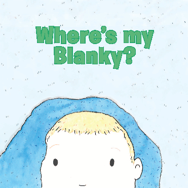Click to preview Where's My Blanky? photo book