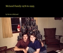 McLeod Family 1976 to 1995 - photo book