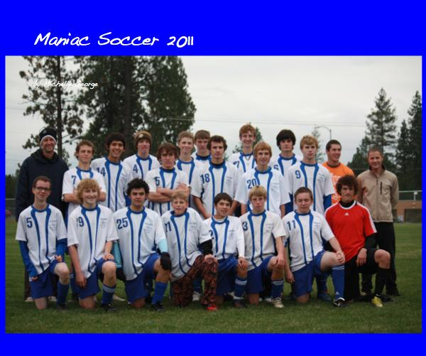 View Maniac Soccer 2011 by Michelle George