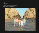 Cabo - Travel photo book