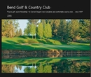 Bend Golf & Country Club - Arte y fotografía libro de fotografías