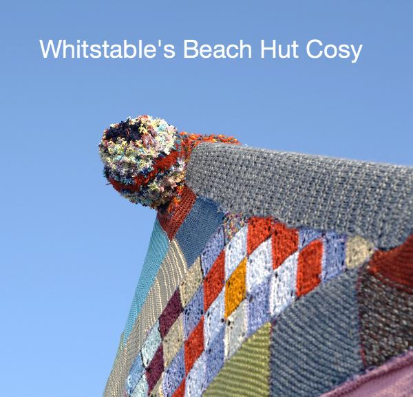 View Whitstable's Beach Hut Cosy by Nicola Tree