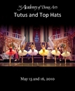 Tutus and Top Hats 2010 - photo book