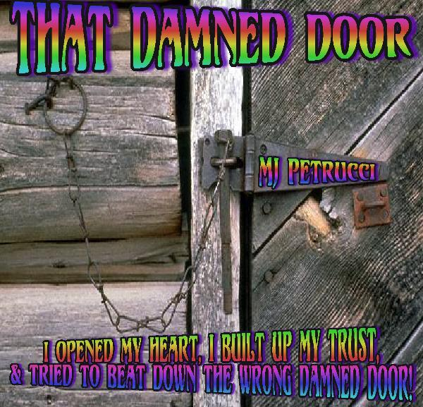 Click to zoom That Damned Door photo book cover