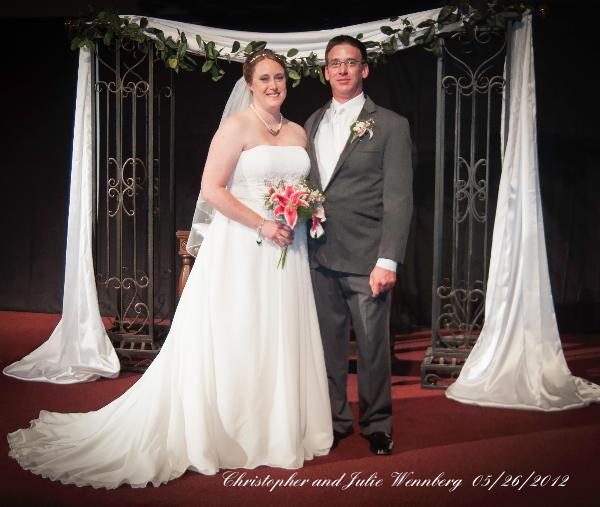 Ver Christopher and Julie Wennberg 05/26/2012 por crossphoto