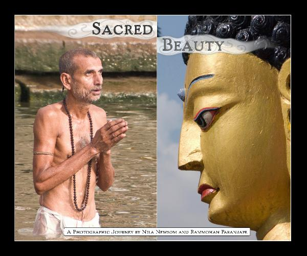 View Sacred Beauty by Nila Newsom and Rammohan Paranjape
