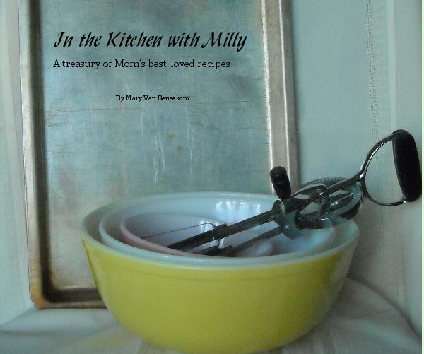 Ver In the Kitchen with Milly por Mary Van Beusekom