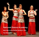 National Dance Academy, as listed under Portfolios