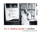 In A Lonely Place :: London, as listed under Fine Art Photography