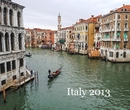 Italy 2013 - Travel photo book