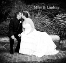 Mike & Lindsay - Wedding photo book