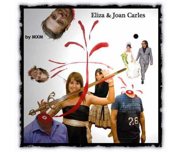 Click to preview Eliza & Joan Carles photo book