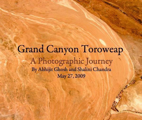 Click to preview Grand Canyon Toroweap photo book