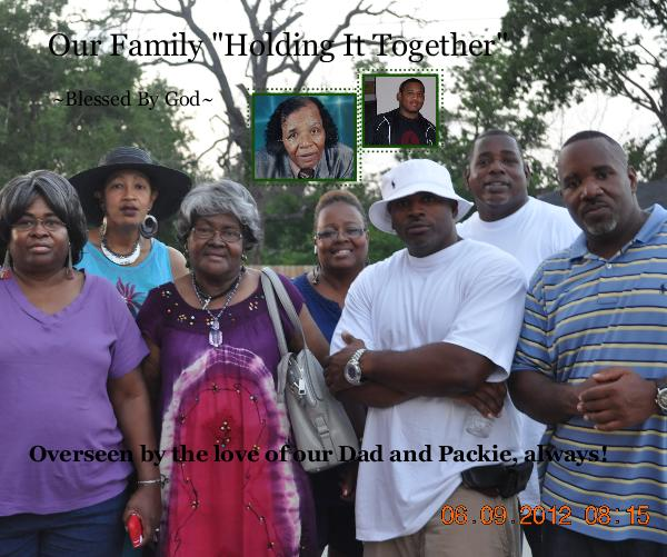 "View Our Family ""Holding It Together"" by othazgirl"
