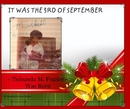 IT WAS THE 3RD OF SEPTEMBER - Parenting & Families photo book