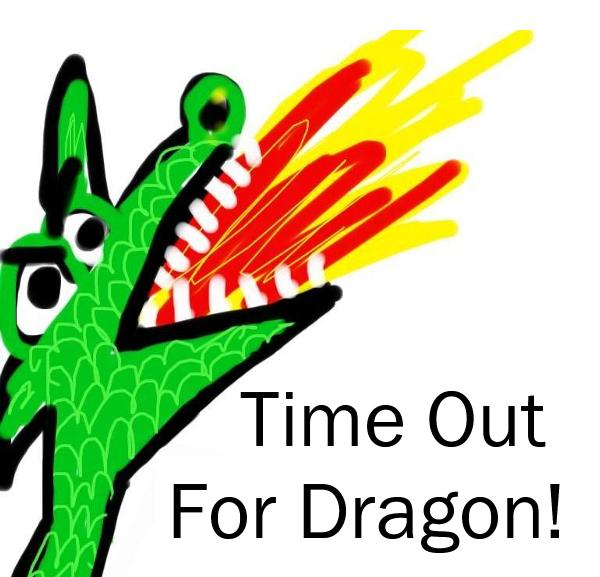 Haga clic para obtener una vista previa Time Out For Dragon! libro de fotografías
