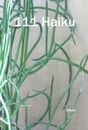 111 Haiku - Poetry pocket and trade book