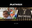 Matheus - Children photo book