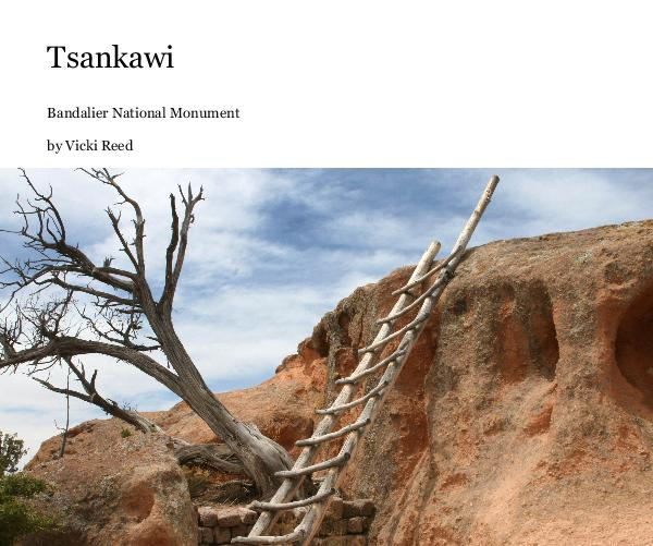 View Tsankawi by Vicki Reed