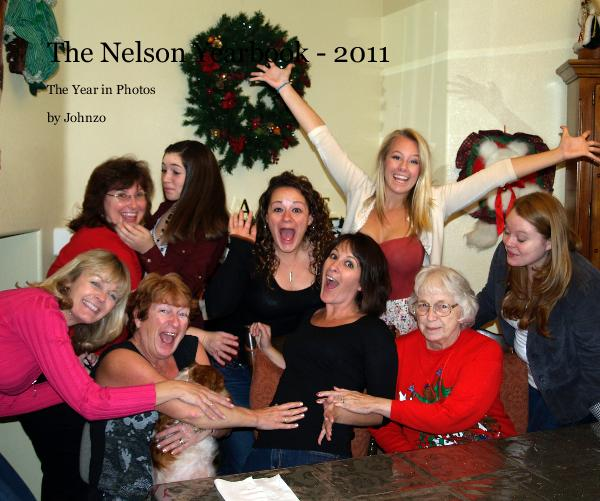 View The Nelson Yearbook - 2011 by Johnzo