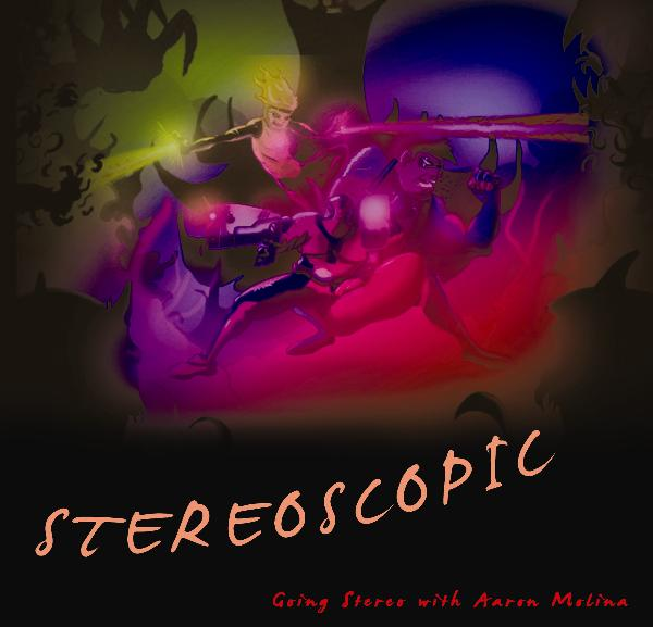 View Stereoscopic by Aaron Molina