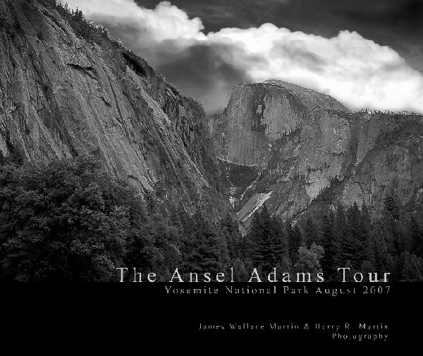 View Ansel Adams Tour by Harry Martin
