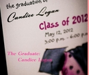 The Graduate: Candice Logan - Biographies & Memoirs photo book