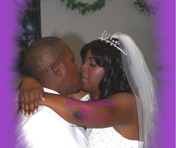 Click to preview Roderick & Franeeca                                         Gadson                                        8/25/07 photo book