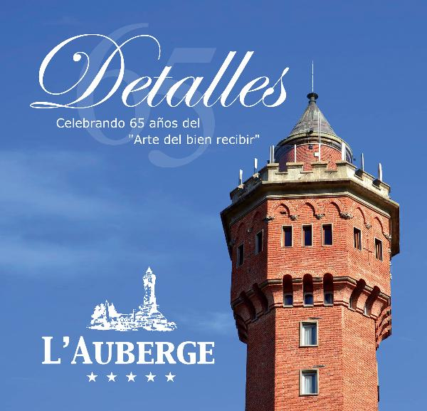 Click to preview L'auberge photo book