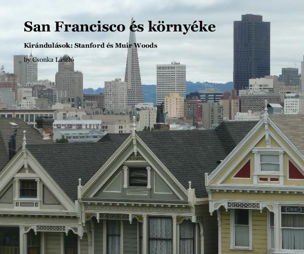 Click to preview San Francisco és környéke photo book