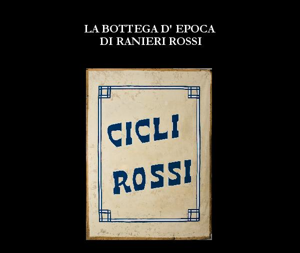 Click to preview LA BOTTEGA D' EPOCA DI RANIERI ROSSI photo book