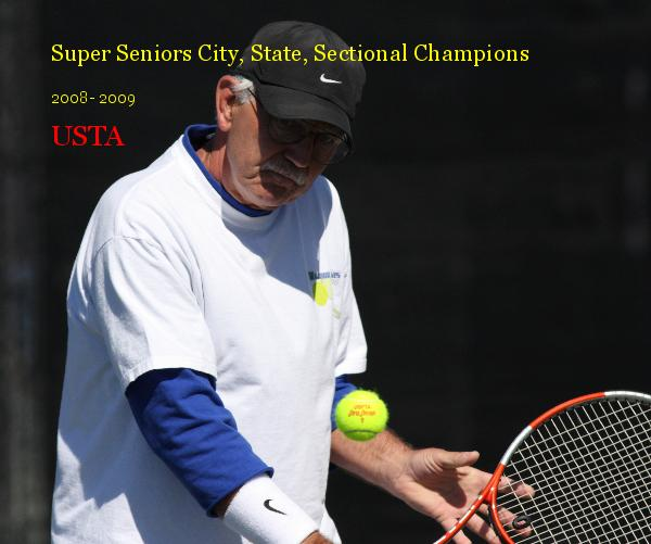 Click to preview Super Seniors City, State, Sectional Champions photo book