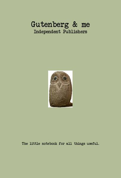 Ver The little notebook for all things useful por Gutenberg and me