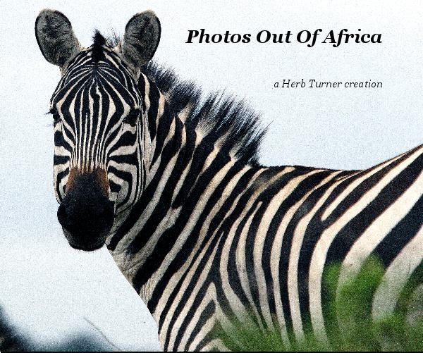 Click to preview Photos Out Of Africa photo book