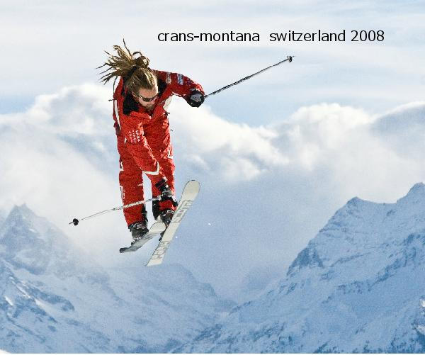 Ver crans-montana  switzerland 2008 por Sue Chipperton