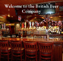 Welcome to the British Beer Company