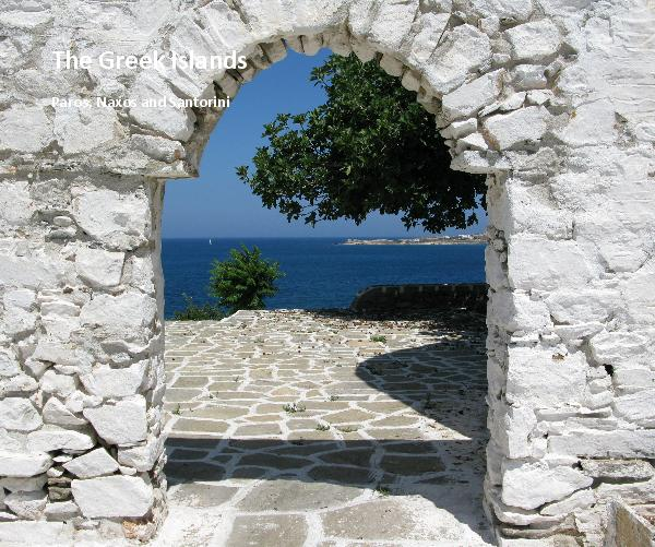 View The Greek Islands by Mark Gibson