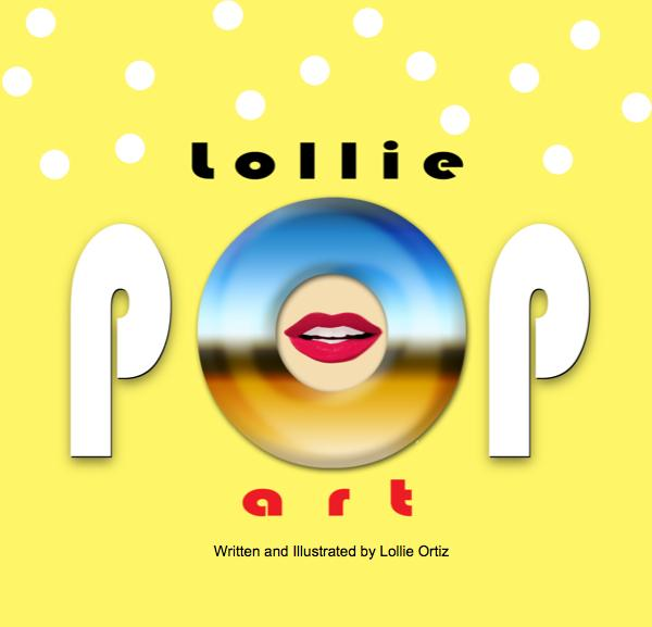 Click to preview Lollie POP Art photo book