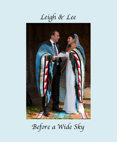 Ver Leigh & Lee Before a Wide Sky por Carol Reid