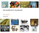 the handbook to handmade volume III, as listed under Crafts & Hobbies
