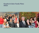 Chupkin & Gaber Family Photo Album - photo book
