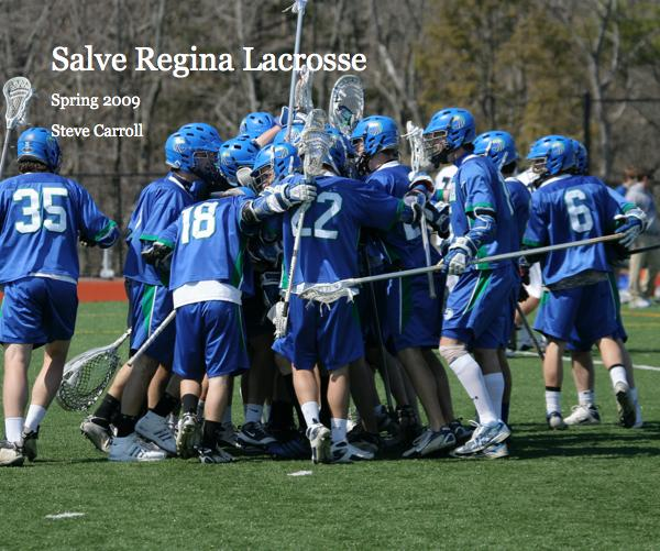 Click to preview Salve Regina Lacrosse photo book